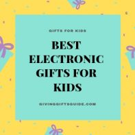 16 Best Electronic Gifts For Kids